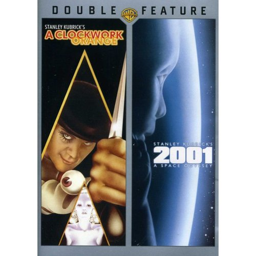 2001: A Space Odyssey / A Clockwork Orange (2-Pack)