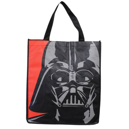 Star Wars Darth Vader Red and Black Light Material Tote Bag](Star Wars Tote)