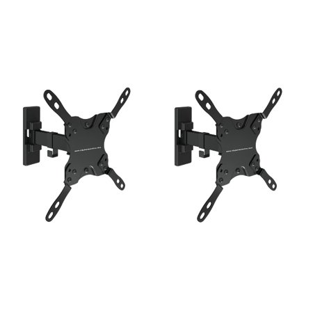 2 Pack Retractable TV Bracket Wall Mount 13