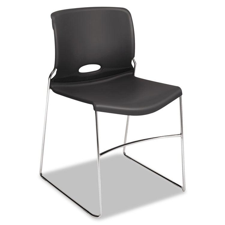 HON Olson Stacker Series Chair, Lava, 4/carton