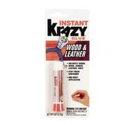 Krazy Glue KG82148R Wood And Leather Glue, 2 Gram