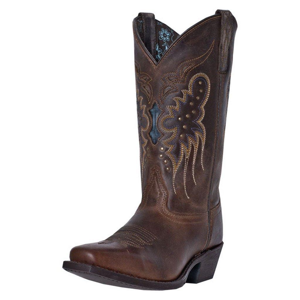 Awesome Womenu0026#39;s Laredo Kadi Leather Boot 5740JC Westernu00ae Wear