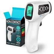 Iproven Non Contact Digital Infrared Thermometer No Touch Fever Indication