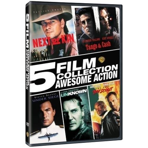 Click here to buy 5 Film Collection: Awesome Action (DVD + Digital Copy) (With INSTAWATCH) (Walmart Exclusive) (Widescreen).