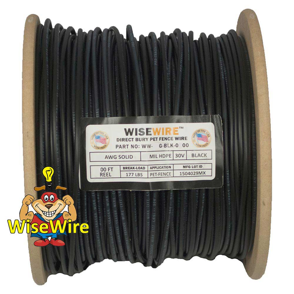 PSUSA WiseWire 20 Gauge Pet Fence Wire, 500'