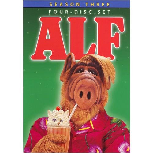 ALF: Season Three by LIONS GATE ENTERTAINMENT CORP