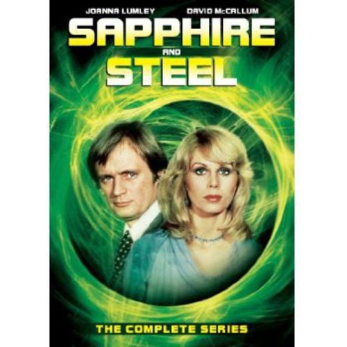 Sapphire And Steel: The Complete Series (Full Frame)