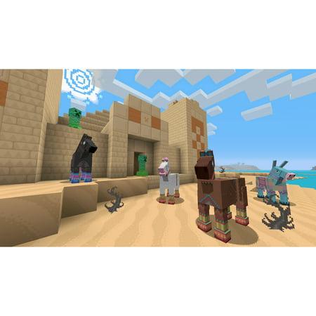 Minecraft: Wii U Edition DLC - Pattern Texture Pack, Nintendo, WIIU, [Digital Download],