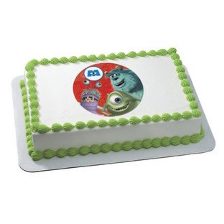 Monsters Inc Mike Sully And Boo Edible Image for $<!---->