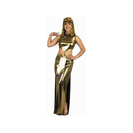 Adult Gold Cleopatra Costume (Halloween Cleopatra Costume Ideas)