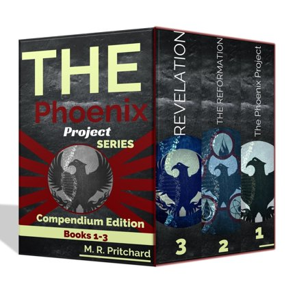 The Phoenix Project Series, Books 1-3: The Phoenix Project, The Reformation, and Revelation - eBook