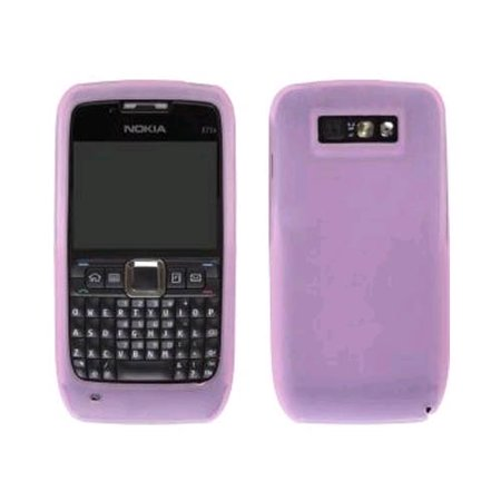 Wireless Solution Silicone Gel Case for Nokia E71x -