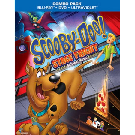 Scooby-Doo: Stage Fright (Blu-ray)