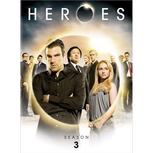 Universal Heroes: The Complete Third Se Dvd Std Ff