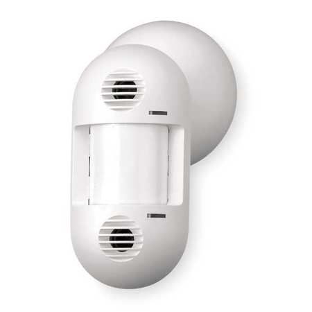 Unenco Hubbell C8001500 C800-1500 Ultrasonic Ceiling Mount Motion Sensor 1500 SQ FT 24VDC White