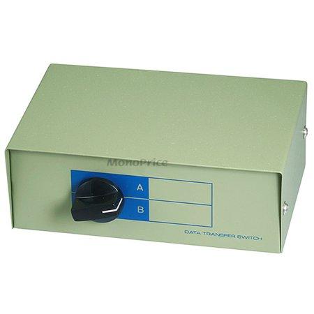 DB15, AB 2 Way Switch Box  (1347) (Parallel Switch Box)
