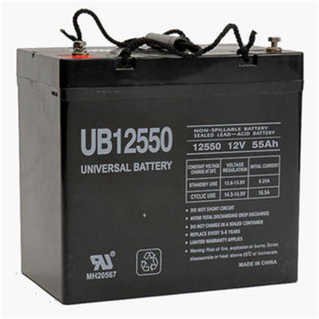 Upg 45980 Ub12550 - Group 22Nf  Sealed Lead Acid Battery