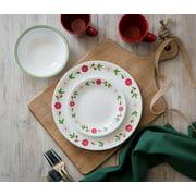 Corelle Impressions Camellia 16-Piece Dinnerware Set - Walmart.com