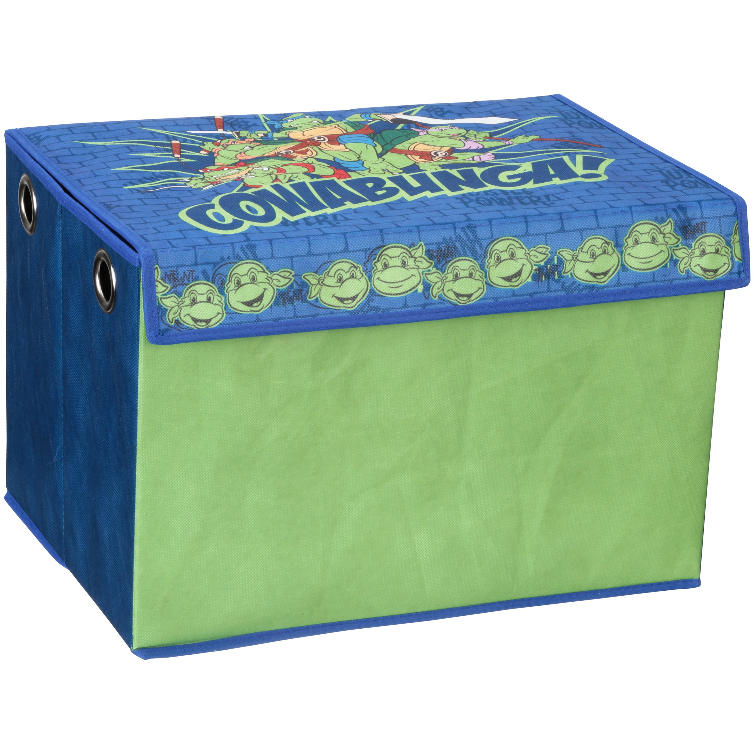 Delta Children® Teenage Mutant Ninja Turtle Collapsible Fabric Toy Box