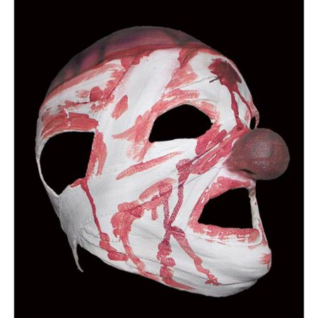 Slipknot Clown Adult Costume Mask](Slipknot Spike Mask)
