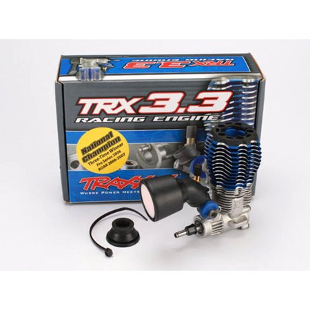 Traxxas 5404 TRX 3.3 Engine, IPS Shaft w/o Start