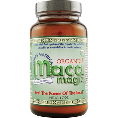 Maca Magic Organic Maca Magic Powder -- 5.7 oz
