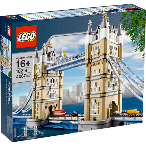 LEGO Creator Expert Tower Bridge Play Set