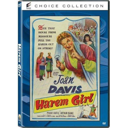 Harem Girl (1952) (Full Frame)