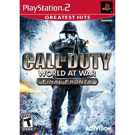Call Of Duty: World At War (PS2) ()