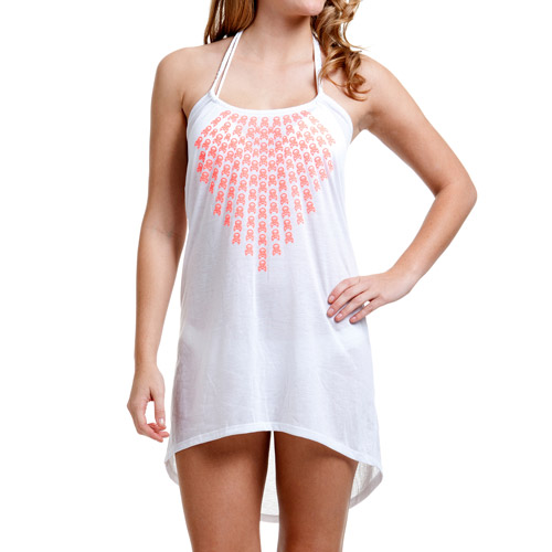 OP Juniors Puff Paint Swim Cover Up