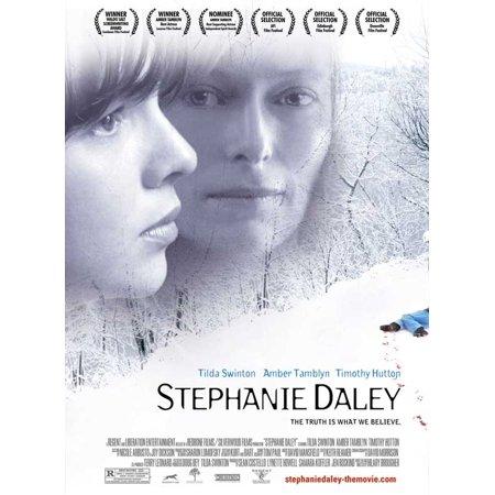 Stephanie Daley POSTER Movie D Mini - Halloween Daley Center