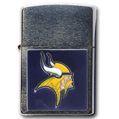 Minnesota Vikings Official NFL Zippo Lighter by Siskiyou 471667