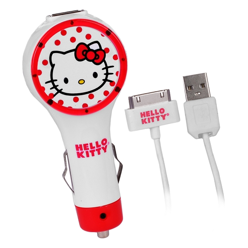 Hello Kitty USB Car Charger by Hello Kitty