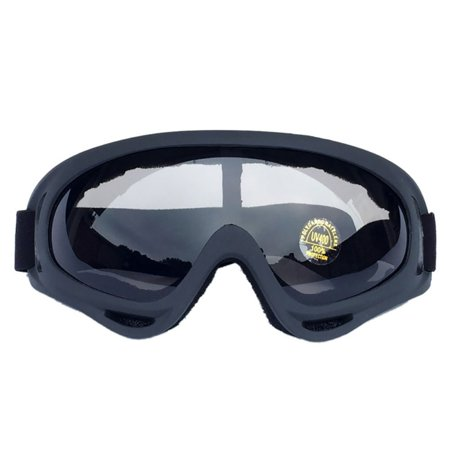 Women Men Anti-Fog Wind Dust UV Surfing Jet Ski Snowboard Goggles