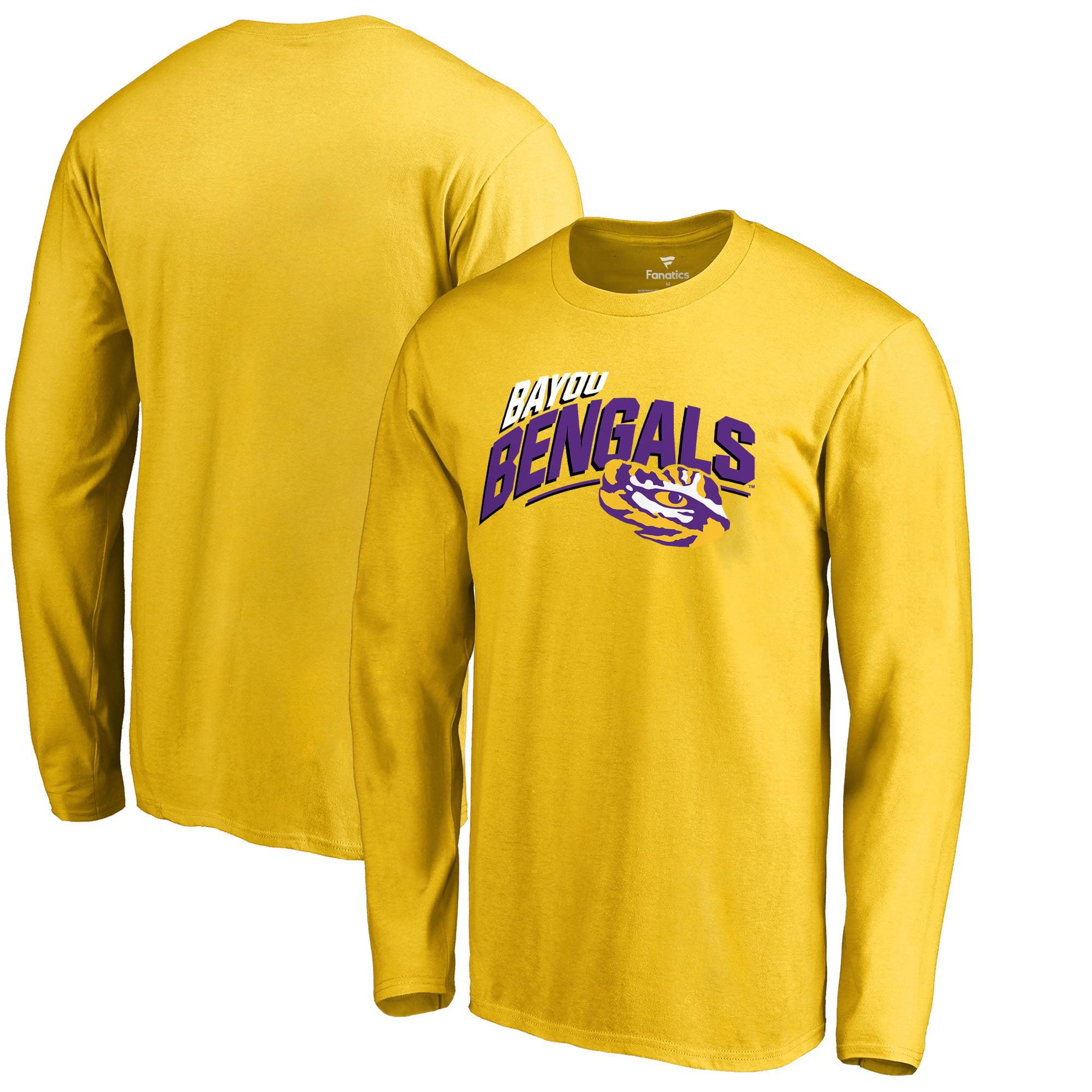 bayou bengals t shirts