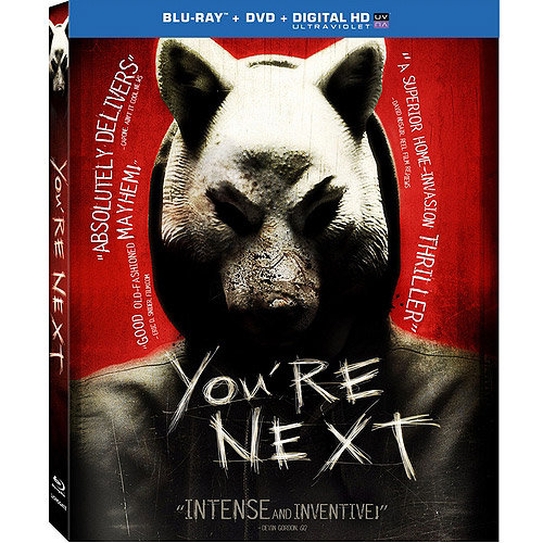 You're Next (Blu-ray   Digital HD) (With INSTAWATCH) (Widescreen)