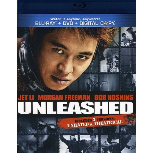 Unleashed (Blu-ray + Standard DVD) (With INSTAWATCH) (Widescreen)