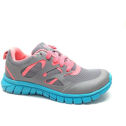 Danskin Now Girl's Overlay Cross-Training Shoe by