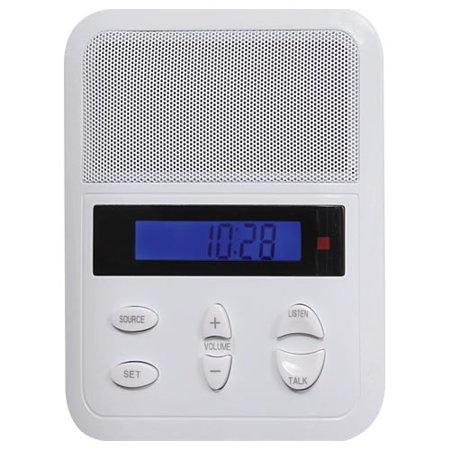 IST I2000 Intercom Room Station, White (I2000R)