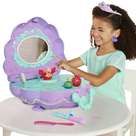 Disney Princess Playdate Ariel Music & Light's Vanity