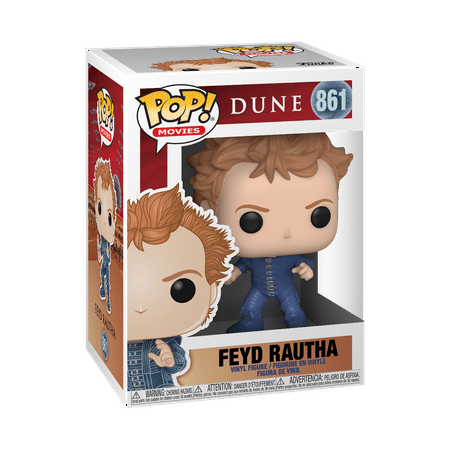 Funko POP! Movies: Dune Classic - FEYD w/ Battle Outfit