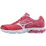 Best Mizuno Womens Running Shoes - Mizuno Women's Wave Catalyst 2 Running-Shoes,Paradise Pink/White/Clearwater,10 B Review