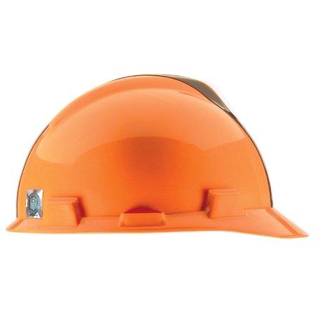 Safety Works Nfl Hard Hat  Cleveland Browns  Adjustable Nape Strap Suspension Holds Hat Securely In Place By Msa Safety Works
