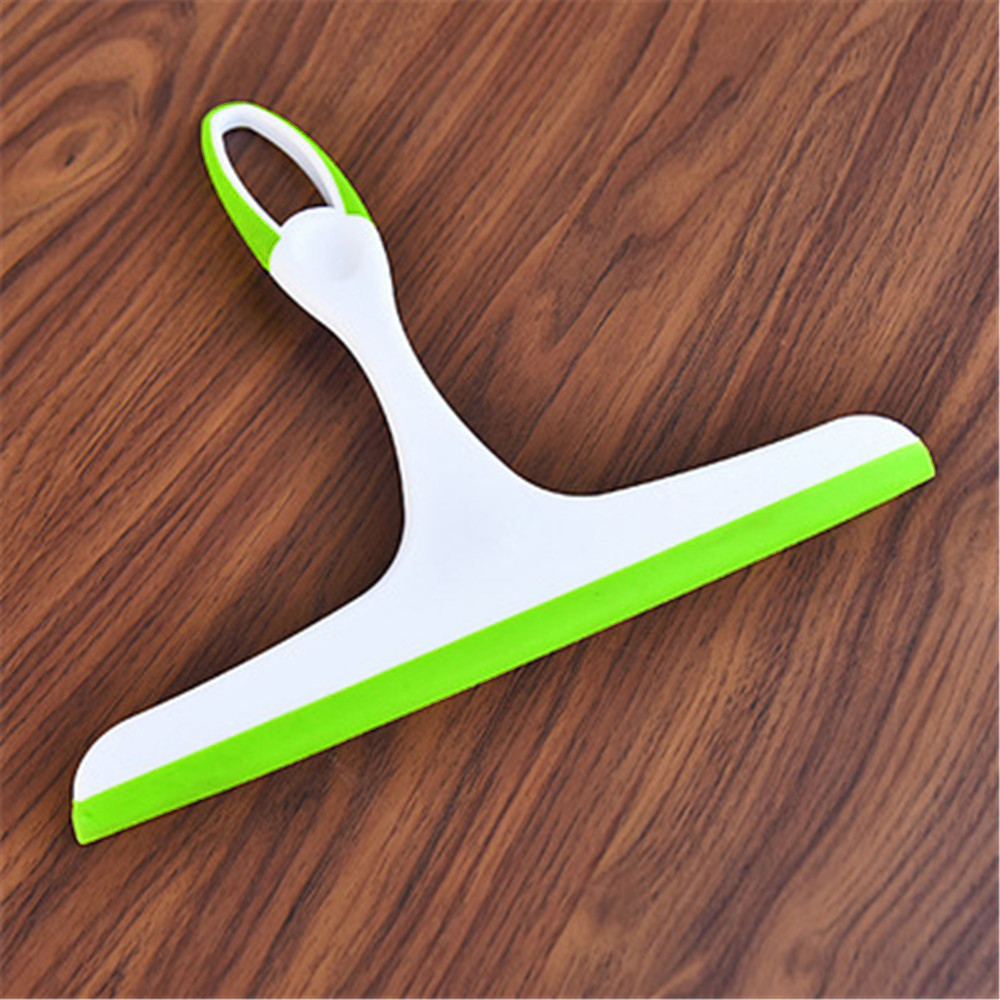 Soft Glass Scraper Glass Wiper Window Glass Cleaner Home Tools BU