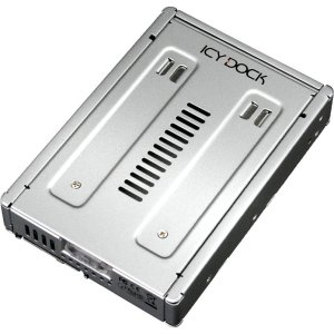 "Icy Dock MB982IP-1S-1 Enterprise 2.5"" to 3.5"" SAS Converter"