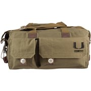 Little Earth - NCAA Large Prospect Weekender Bag, Miami Hurricanes