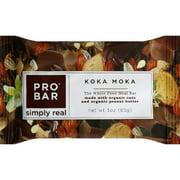 PROBAR Koka Moka Whole Food Meal Bar, 3 oz, (Pack of 12)
