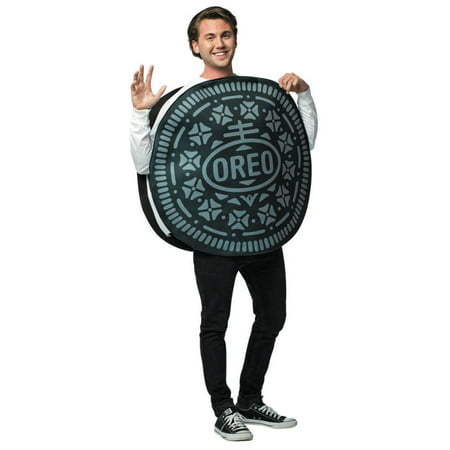 Oreo Cookie Costume Adult Halloween Costume (Halloween Cookies Nyc)
