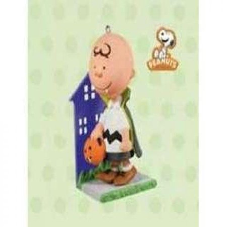 Hallmark 2011 Little Bite of Fright Peanuts Halloween Ornament - Hallmark Halloween