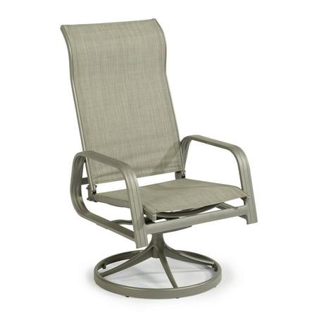 Daytona Sling Swivel Rocking Chair